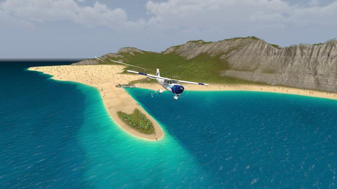 Coastline Flight Simulator PC Crack
