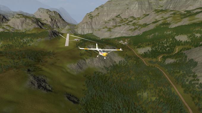 Coastline Flight Simulator Torrent Download