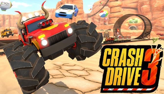 Crash Drive 3 Free Download (v17.07.2021)