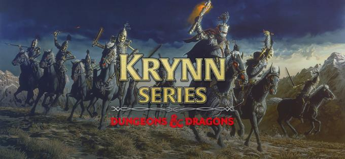 Dungeons & Dragons: Krynn Series free download