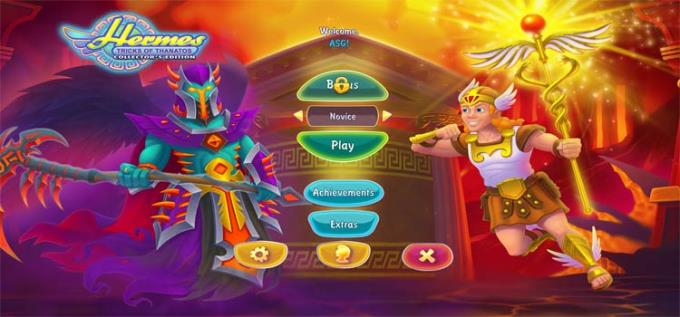Hermes 4 Tricks of Thanatos Collectors Edition free download
