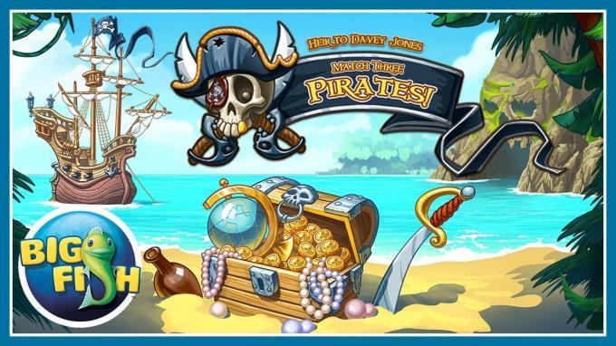 Match Three Pirates 2 Free Download