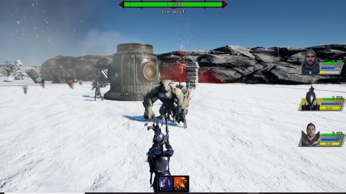 RPG: Squad battle Torrent Download