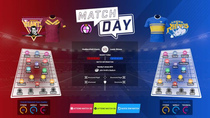 Rugby League Team Manager 3 Torrent Download