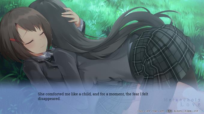 Symbiotic Love - Yuri Visual Novel Torrent Download