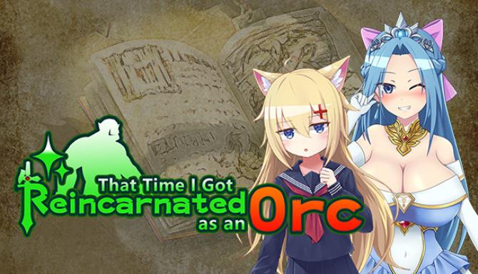 That Time I Got Reincarnated as an Orc free download