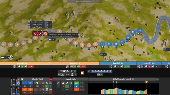 The Cyclist: Tactics Torrent Download