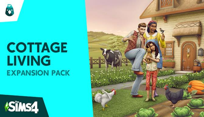 The Sims 4 Cottage Living Expansion Pack Free Download