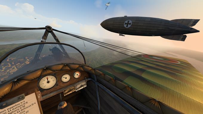 Warplanes: WW1 Fighters PC Crack
