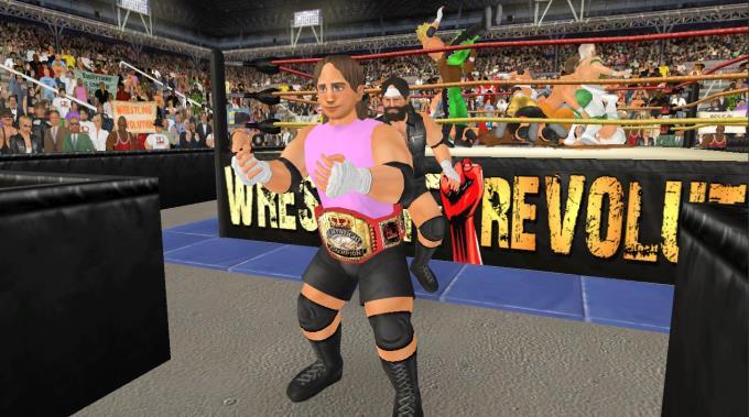 Wrestling Empire Torrent Download