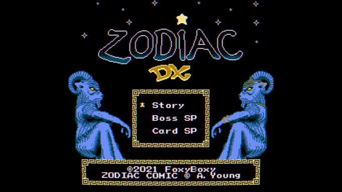 Zodiac DX PC Crack