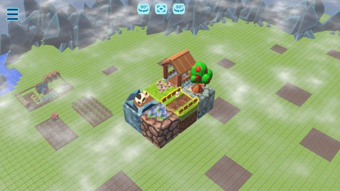 Floating Farmer - Logic Puzzle PC Crack
