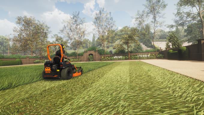 Lawn Mowing Simulator PC Crack