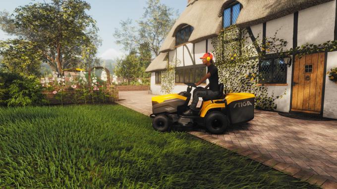 Lawn Mowing Simulator Torrent Download