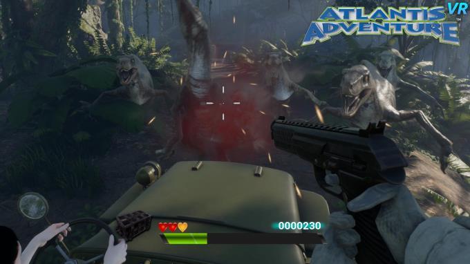 Atlantis Adventure VR PC Crack