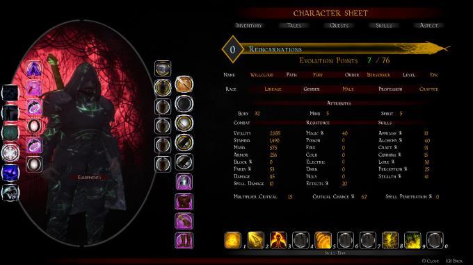 Avalom: Ancestral Heroes Torrent Download