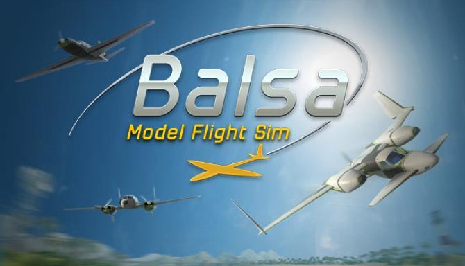 Balsa Model Flight Simulator free download