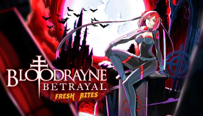 BloodRayne Betrayal: Fresh Bites Free Download