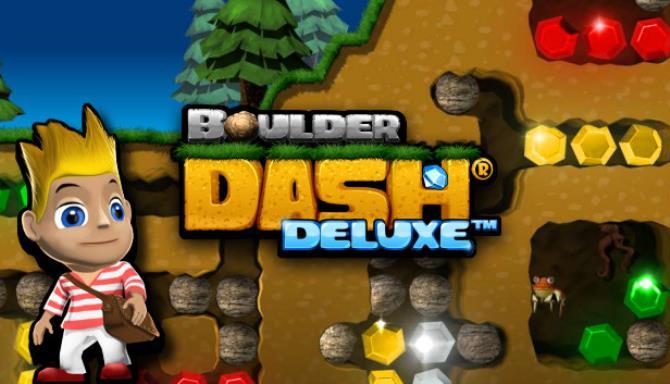 Boulder Dash Deluxe Free Download