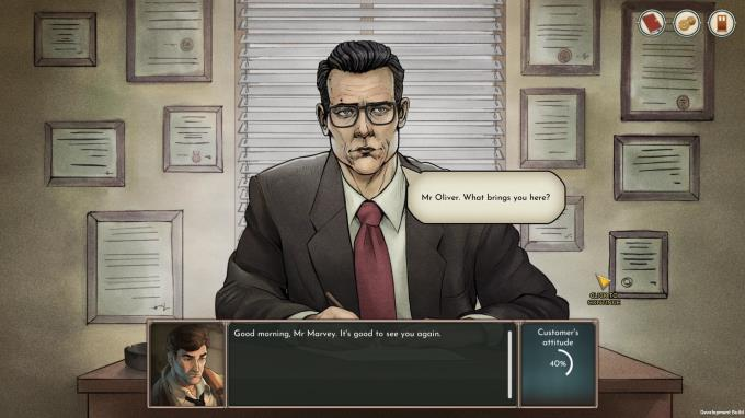 Coffee Noir - Business Detective Game PC Crack
