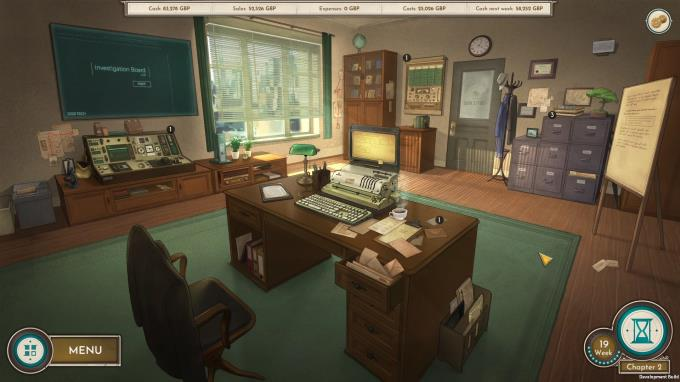 Coffee Noir - Business Detective Game Torrent Download