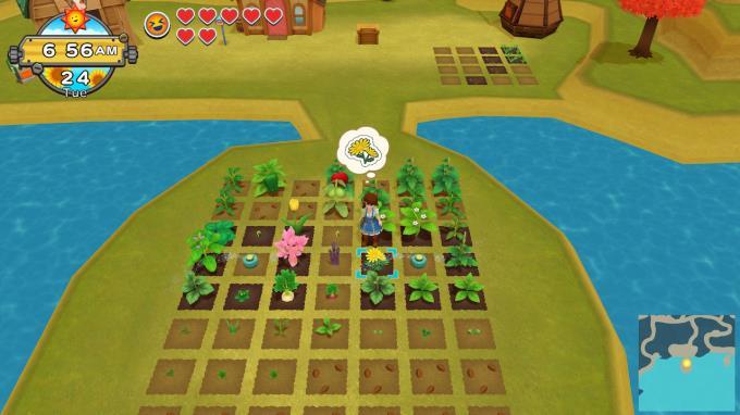 Harvest Moon: One World Torrent Download