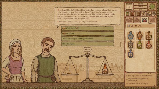 Potion Craft: Alchemist Simulator PC Crack