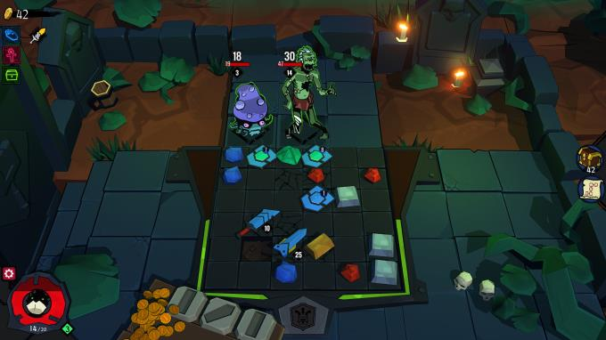 Puzzle Forge Dungeon PC Crack