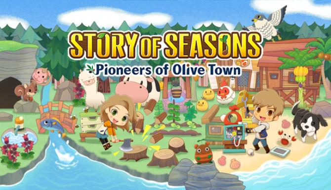 STORY OF SEASONS: Pioneers of Olive Town Free Download (v21.09.2021)
