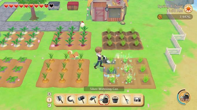STORY OF SEASONS: Pioneers of Olive Town Torrent Download