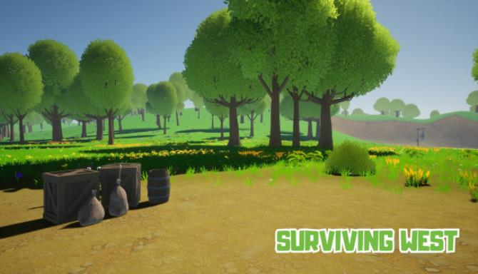 Surviving West Free Download