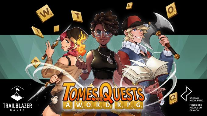 Tomes and Quests: a Word RPG Torrent Download