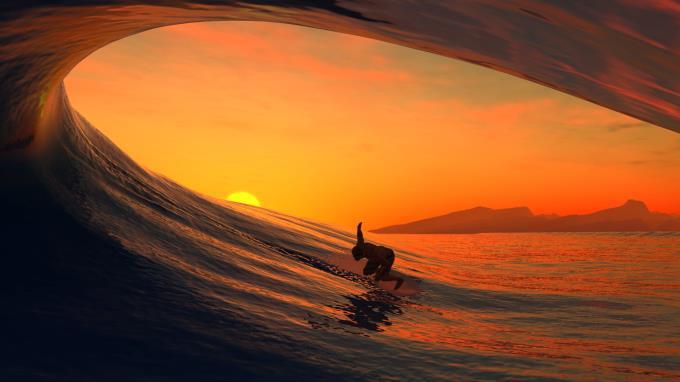Virtual Surfing PC Crack