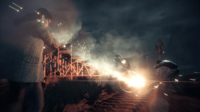 Alan Wake Remastered PC Crack