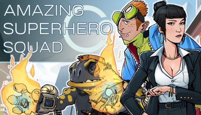 Amazing Superhero Squad free download
