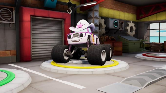 Blaze and the Monster Machines: Axle City Racers PC Crack
