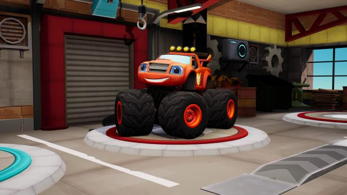 Blaze and the Monster Machines: Axle City Racers Torrent Download