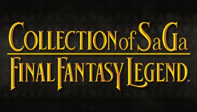 COLLECTION of SaGa FINAL FANTASY LEGEND Free Download