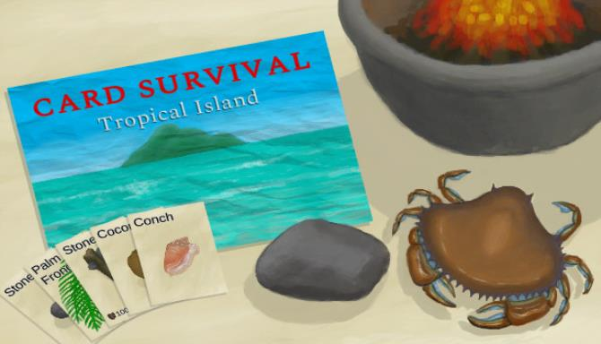 Card Survival: Tropical Island Free Download