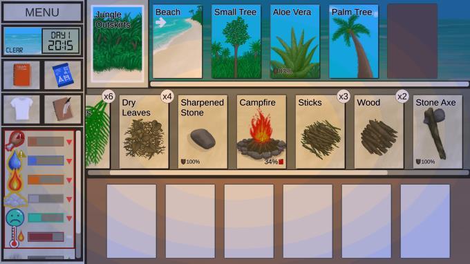 Card Survival: Tropical Island PC Crack