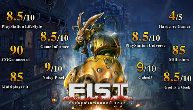F.I.S.T.: Forged In Shadow Torch Free Download