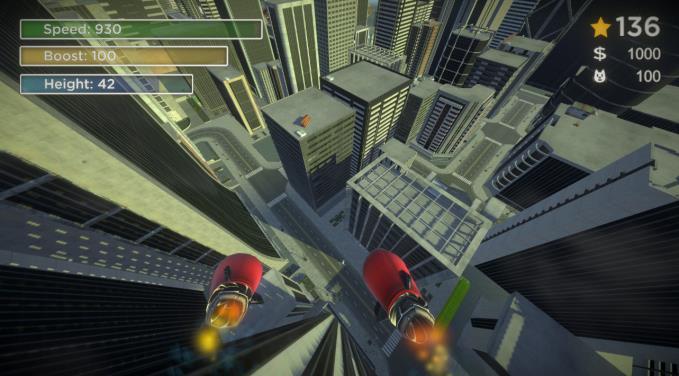 Flying Hero VR PC Crack
