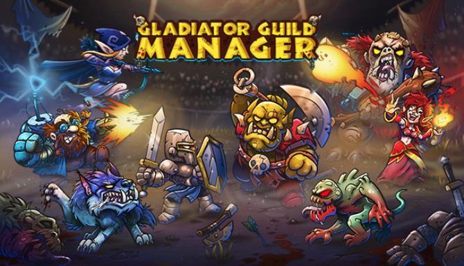 Gladiator Guild Manager free download
