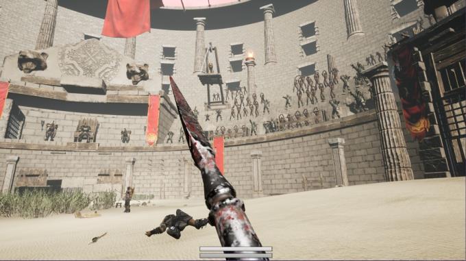 Gladiator of sparta Torrent Download
