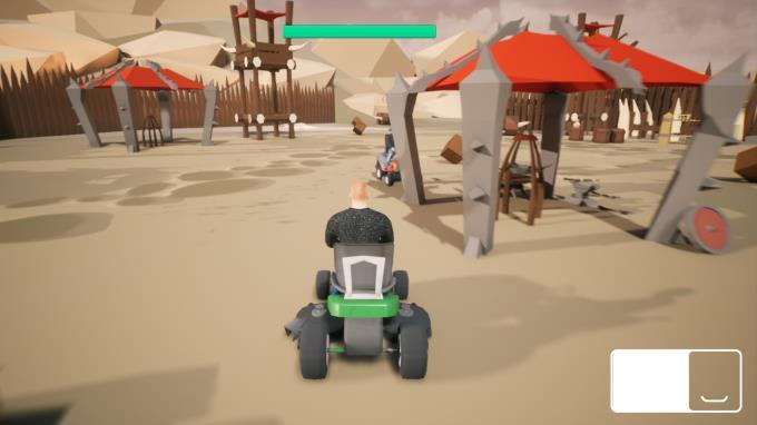 Lawnmower Game: Battle PC Crack