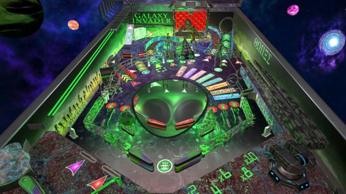 Outergalactic Aliens Pinball Torrent Download