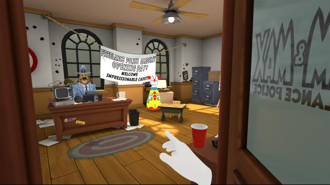 Sam & Max: This Time It's Virtual! Torrent Download