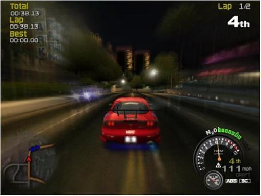 Street Racing Syndicate PC Crack