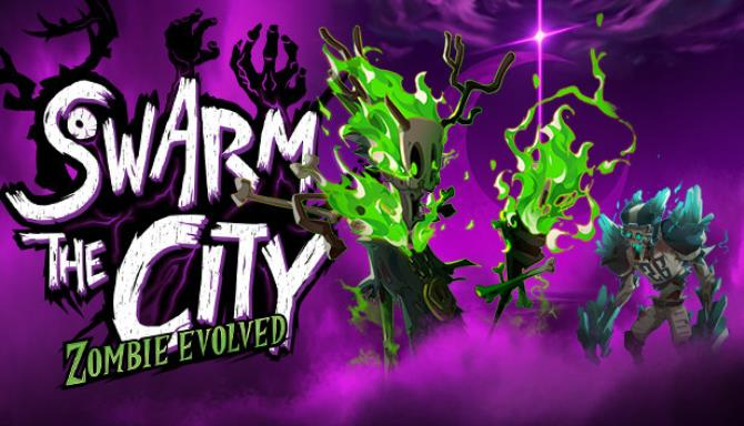 Swarm the City: Zombie Evolved free download